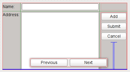 doc/images/addressbook-tutorial-part3-drop-in-gridlayout.png