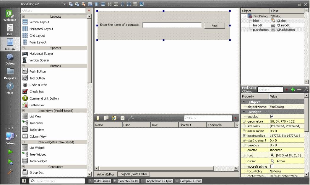 doc/images/addressbook-tutorial-part5-finddialog-in-designer.png