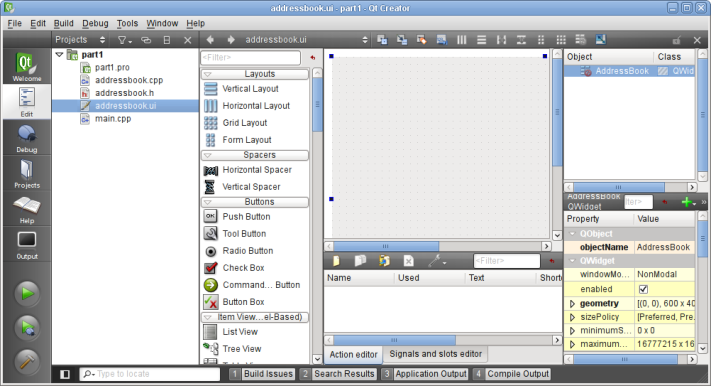 doc/images/addressbook-tutorial-part1-designer-screenshot.png
