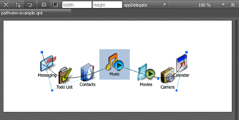 doc/images/qmldesigner-pathview-editor.png
