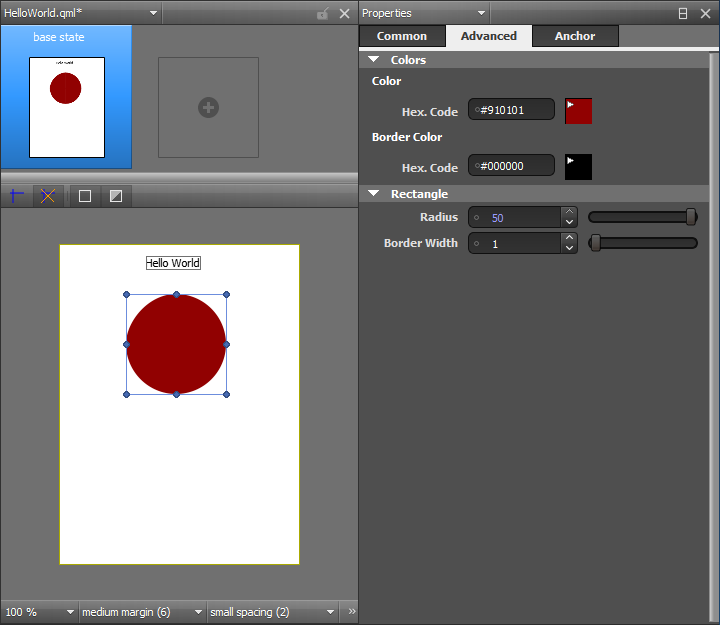 doc/images/qmldesigner-helloworld-widget-edit.png