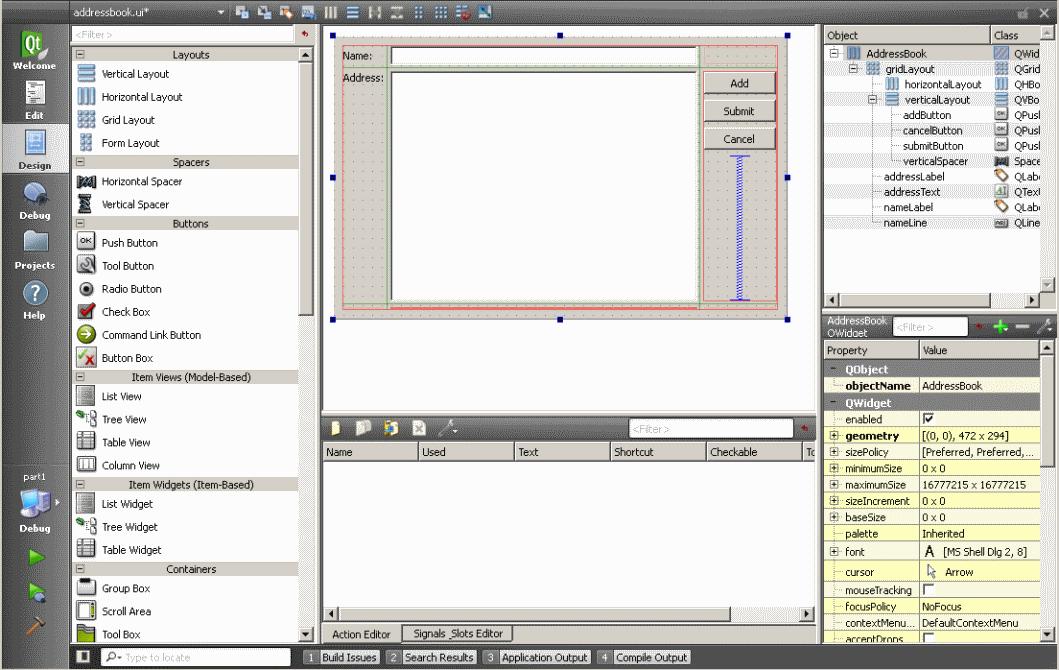 doc/images/addressbook-tutorial-part2-form-design.png